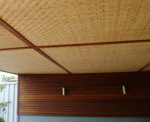 Best 25 Bamboo Ceiling Ideas On Pinterest