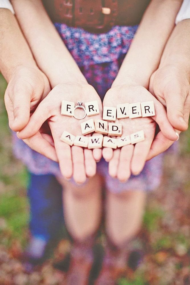 18 Best Ideas Of Engagement Announcements ❤ We propose photo ideas how to make engagement announcements more personal, romantic and fun. See more: http://www.weddingforward.com/engagement-announcements/ #weddings #photos #engagement