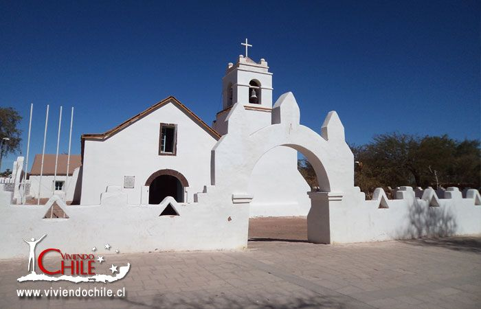 Poblado de San Pedro de Atacama