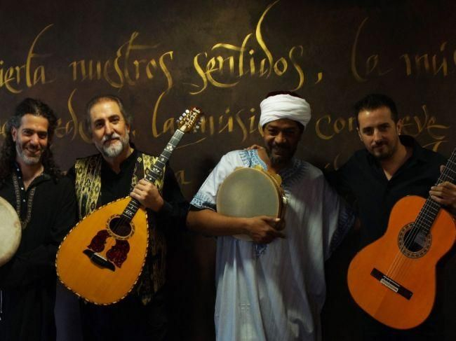 Centro Sefarad-Israel - III Cumbre Erensya: Recital musical de la formación Tres Culturas Tres