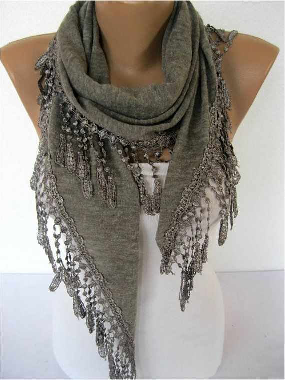 NEW Scarf  Elegant Scarf Fashion Scarf  by SmyrnaShop on Etsy, $15.90