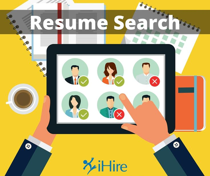 34 best Employer \ Hiring Manager Tools images on Pinterest - resume search for employers