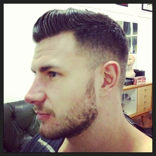 Corte de cabello y barba cortes hombre pinterest - Cortes para chicos ...