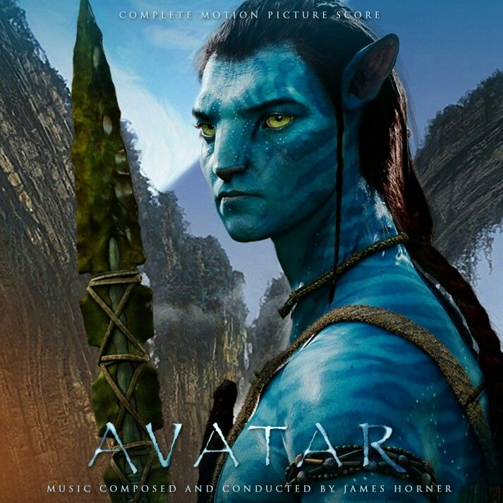 Avatar Film: Jake Sully Poster