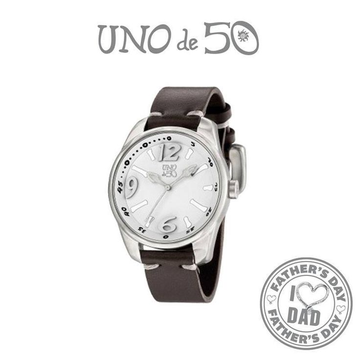 #Wachtes #watch #horloge #UNOde50 #Doublecheck #Fathersday #Dad #musthave #gift #Fashion #Spanish #Dutch