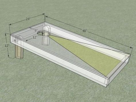 http://www.diynetwork.com/how-to/outdoors/structures/how-to-build-a-regulation-cornhole-set