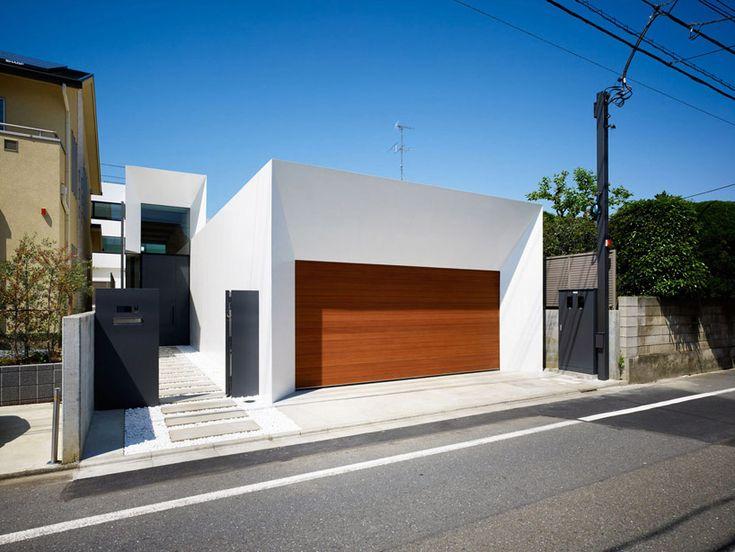 Modern White Garage Door 295 best modern garage door and gates images on pinterest | modern