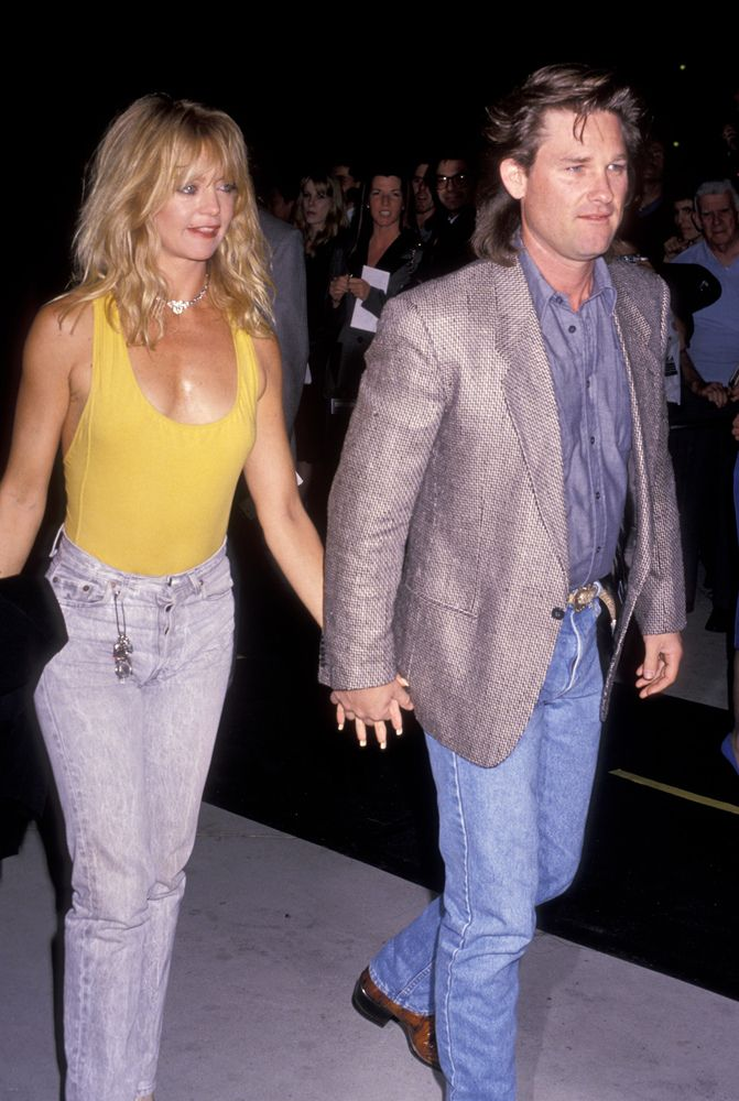 Goldie Hawn & Kurt Russell - Love these two! My favorite movie of theirs was Overboard. <3