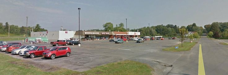 Inline Space Available at The Price Chopper Plaza in West Carthage, NY. Excellent visibility. Space can be subdivided. Ideal location for Liquor store, laundromat, salon, etc.