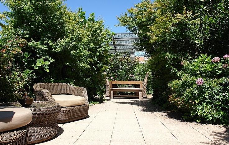 Terrazze e Giardini Pensili: Stanze vegetali - Paghera