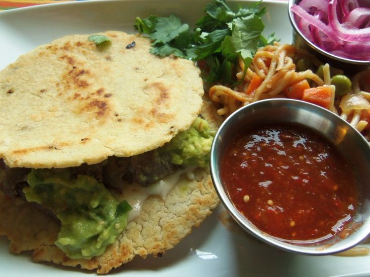 L.A.-Style Mulitas - Hispanic Kitchen