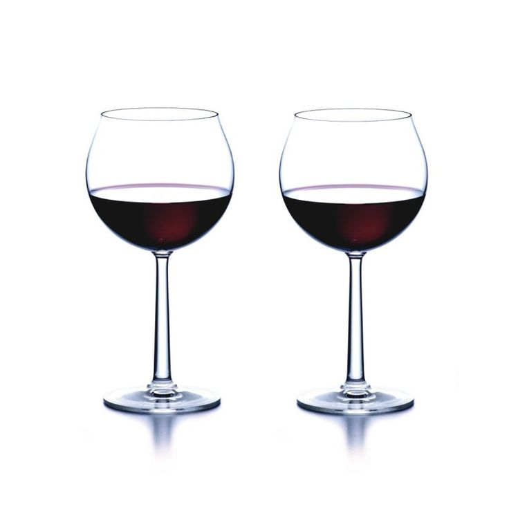 Kieliszki BURGUNDY do czerwonego wina GRAND CRU - 2 szt. - DECO Salon. Red wine glasses. #rosendahl #scandinaviandesign #wineaccessories #giftidea #winelovers