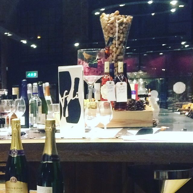 It's Thursday evening, and I am back at Laithwaite's in London bridge for a sparkling wine tasting. Not only am I happily drinking, I'm learning! I had always taken it for granted that the bubbles were just there. I had never considered how they got there in the first place.