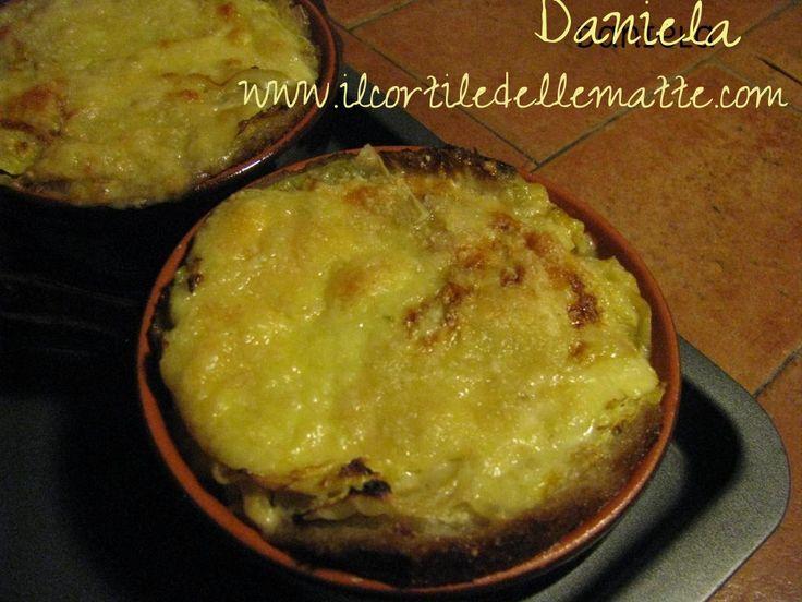 Il Ricettario del Cortile delle Matte: Zuppa alla valdostana di Daniela