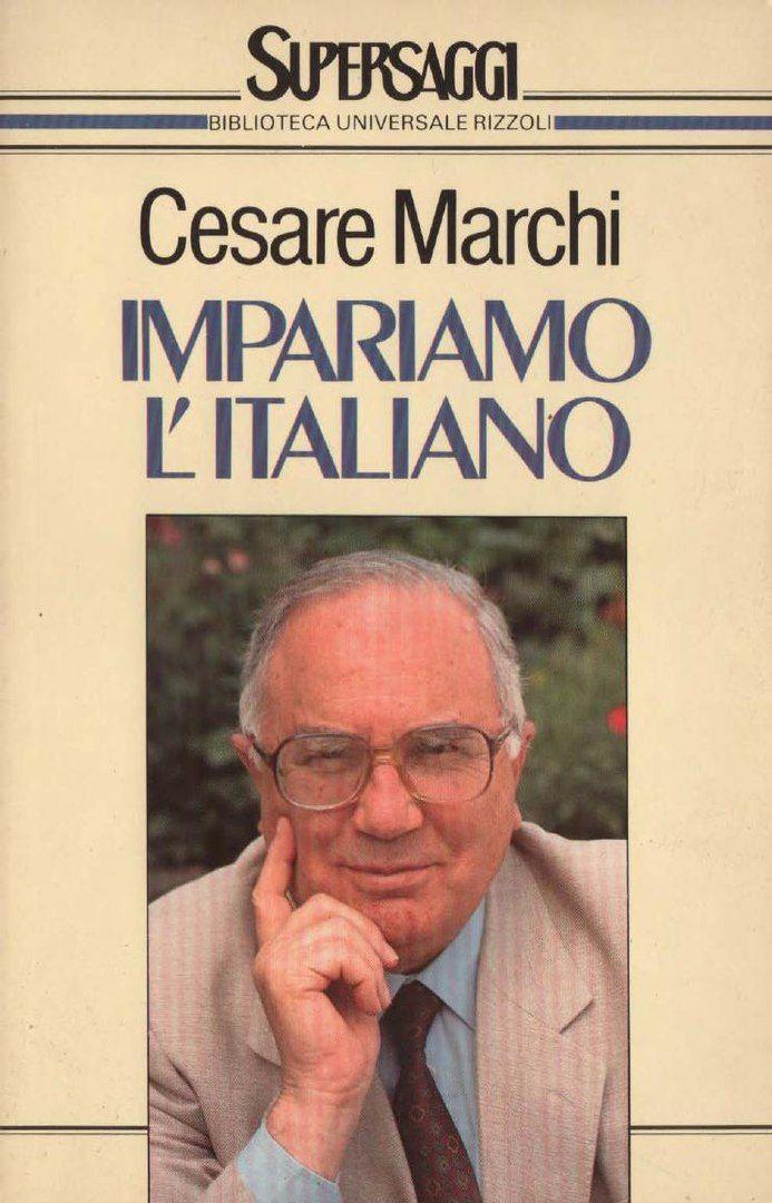 Impariamo l'italiano.  Il blog Impariamo italiano con i libri da caricare