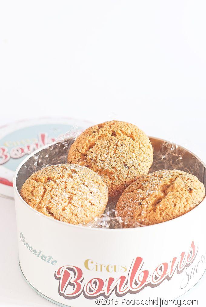 Paciocchi di Francy: Muffins al caffè (senza latticini)