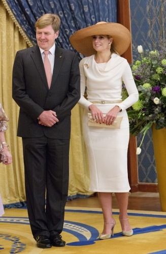 Willem-Alexander & Maxima in Brunei
