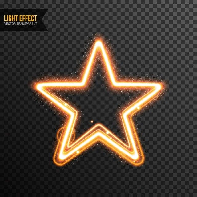 Star Vector Transparent With Golden Star Clipart Abstract Background Png And Vector With Transparent Background For Free Download Star Clipart Vector Star Background