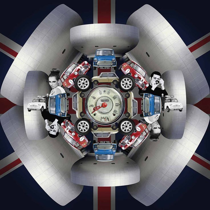 'The MINI Story' at the BMW Museum. New temporary exhibition opens on 27 November 2014