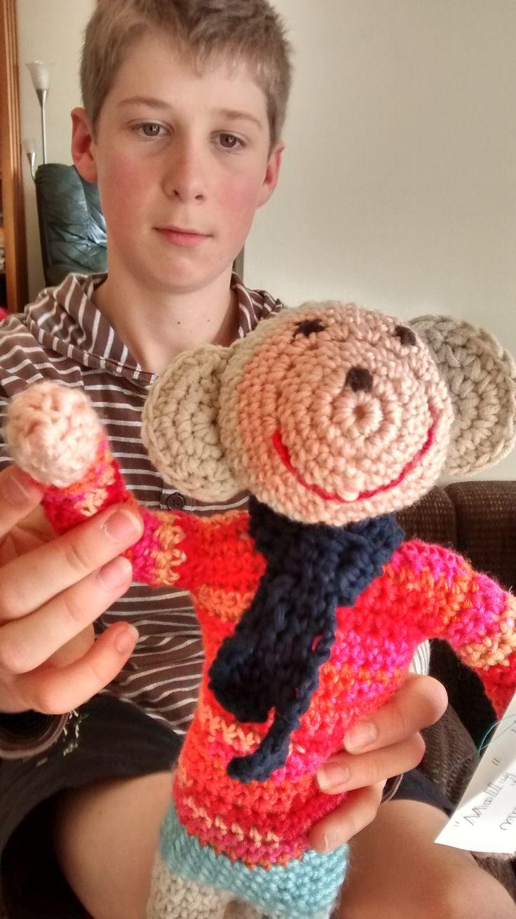 monkey for Ila Mae