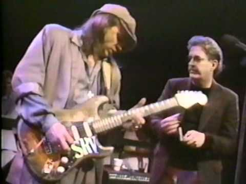 STEVIE RAY VAUGHAN SRV, B.B.  KING & ALBERT KING-The Sky Is Crying