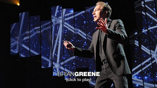 "Brian Greene: Is our universe the only universe?  Is there more than one universe? In this visually rich, action-packed talk, Brian Greene shows how the unanswered questions of physics (starting with a big one: What caused the Big Bang?) have led to the theory that our own universe is just one of many in the ""multiverse."""