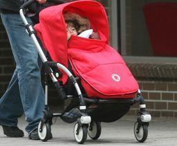 Los carritos de bebé más populares entre las celebridades   Blog de BabyCenter