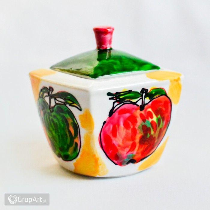 Grupart.pl - Cukierniczka Jabłko - Wnętrze - Ceramika