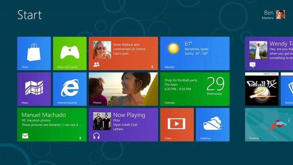 Microsoft Windows 8 Consumer Preview - DOWNLOAD DISPONIBILE