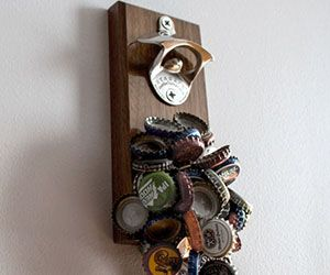 magnetic bottle opener magnets and cool ideas on pinterest. Black Bedroom Furniture Sets. Home Design Ideas