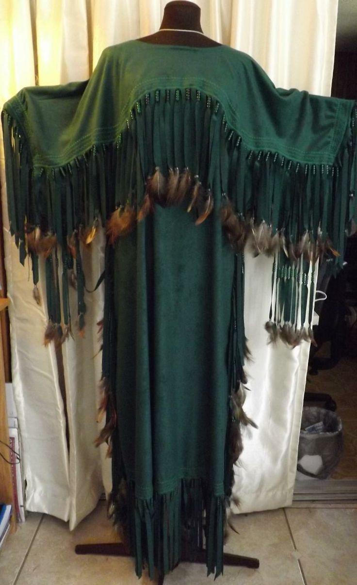 Deer Speaks Softly Designs - Native American Style Wedding Dresses