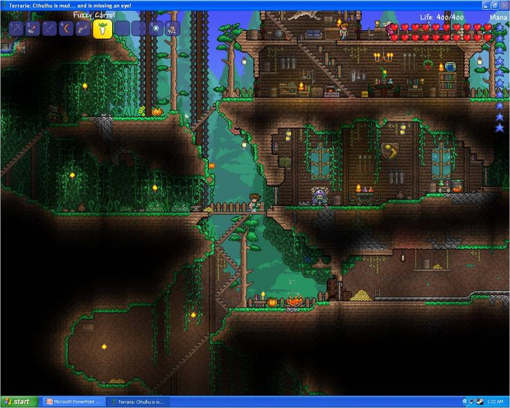 Witch Doctor's basement