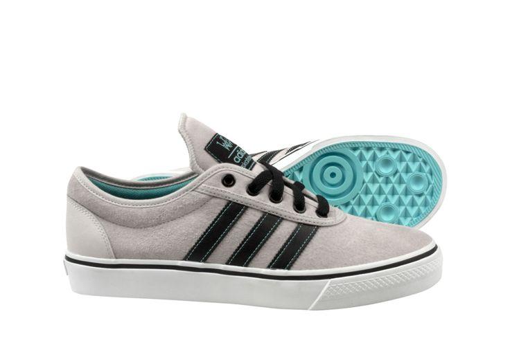 "Welcome Skateboards x adidas Skateboarding ""A-League"" Collection"
