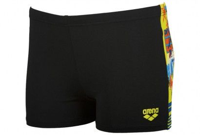 Arena Boys Jammers - Circus (Black)