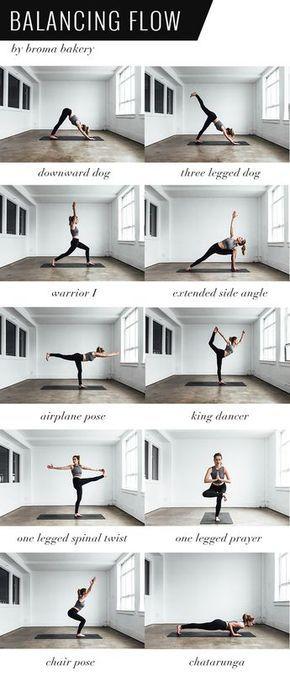 The Yoga Routine That Made Me Like Yoga – Balance