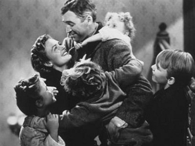 """""""Remember George, no man is a failure who has friends.""""    --""""It's a Wonderful Life"""""""