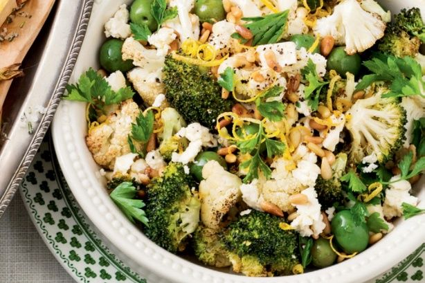 Get on this easy high fibre, gluten free side dish - ready in 30 minutes.
