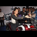 Sameera Reddy at Auto Expo. More pictures at http://www.nowrunning.com/event/bollywood/sameera-reddy-at-auto-expo/51372/gallery.htm