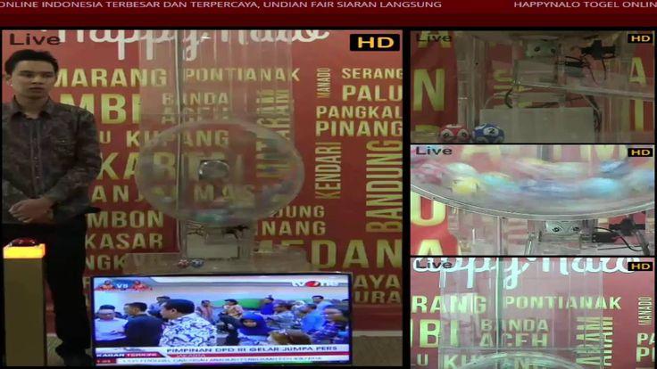 Hasil Live Togel Buntut Undian Kupon HappyNalo Periode 17 September 2016