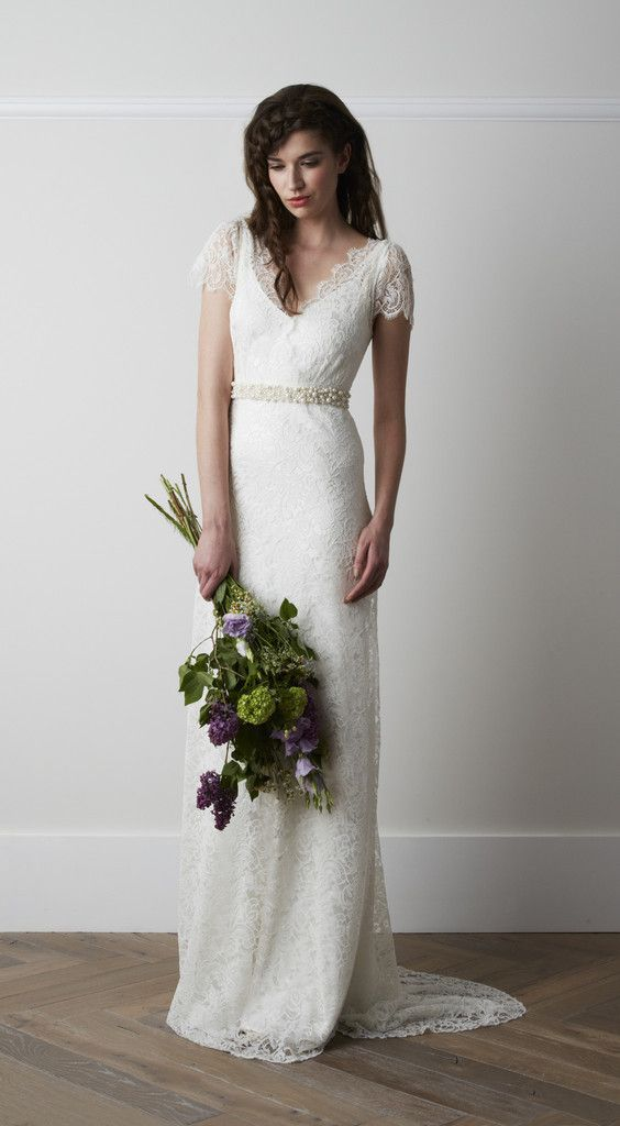 Charlie Brear Ready To Wear Designer Bridal Vintage Wedding Dresses London Dream Pinterest And