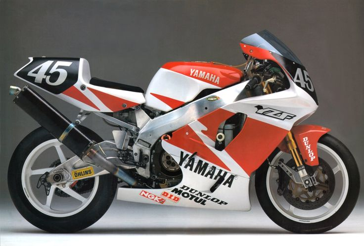 Yamaha YZF750SP Endurance Racing