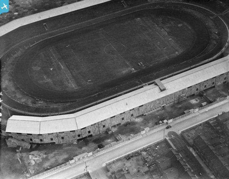 West Ham Football Stadium, Custom House, 1928