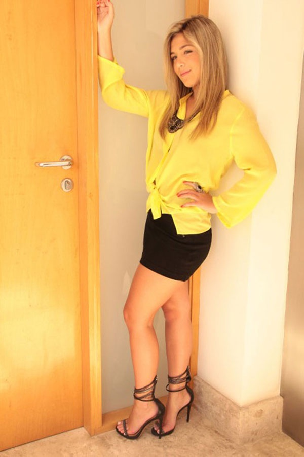 Look « Mariana Sampaio