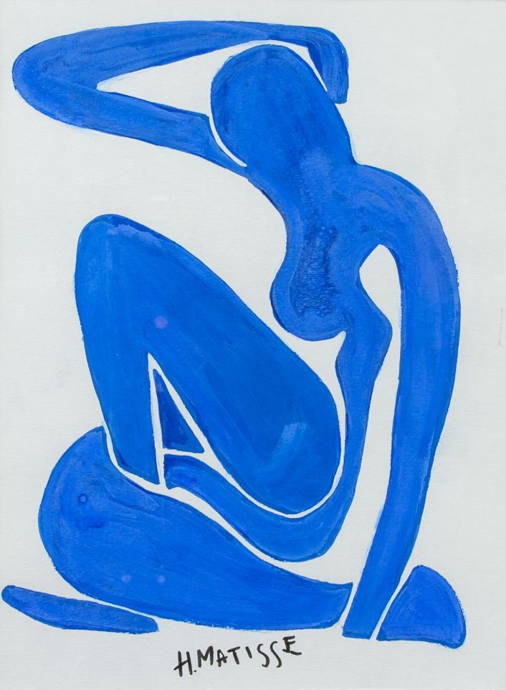 Африканская картина анри матисса