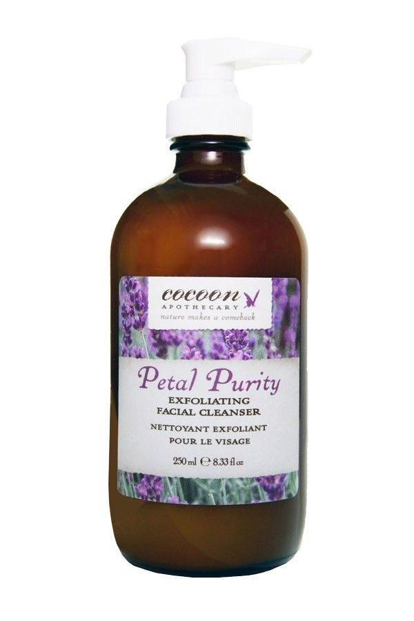 Cocoon Apothecary - Petal Purity All Natural Exfoliating Face Cleanser       Love this! Good For All Skin Types (http://www.sessabeldispensary.com/cocoon-apothecary-petal-purity-exfoliating-face-cleanser-for-all-skin-types/)