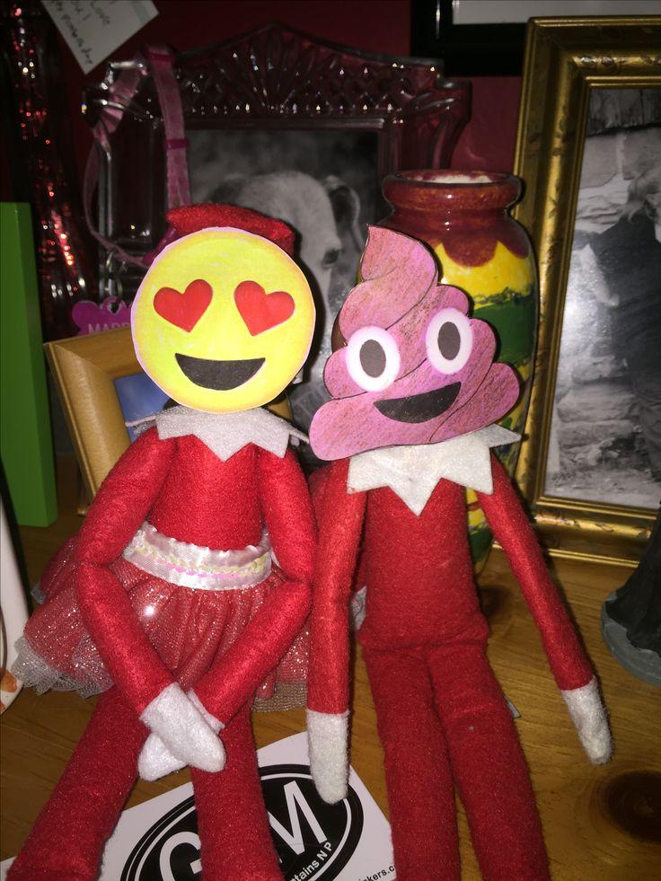 HA!! Good one Homer Robert and Ann Marie! #elfontheshelf