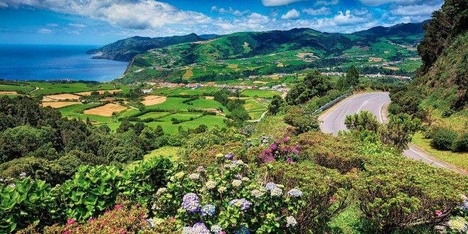 Azori-szigetek - 9 smaragdzöld sziget - Világutazó