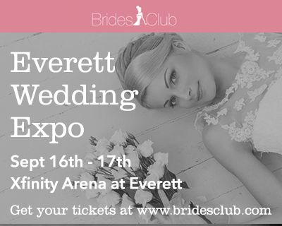 Getting married next year? Attend the #EverettWeddingExpo put on by @BridesClub