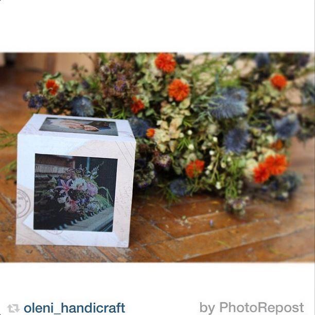 #Oolamp для Светланы и Евгения #paper #lantern #handcraft #handmade #gift