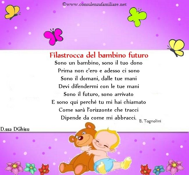 Exceptionnel 142 best poesie e filastrocche images on Pinterest | Italian  SN34